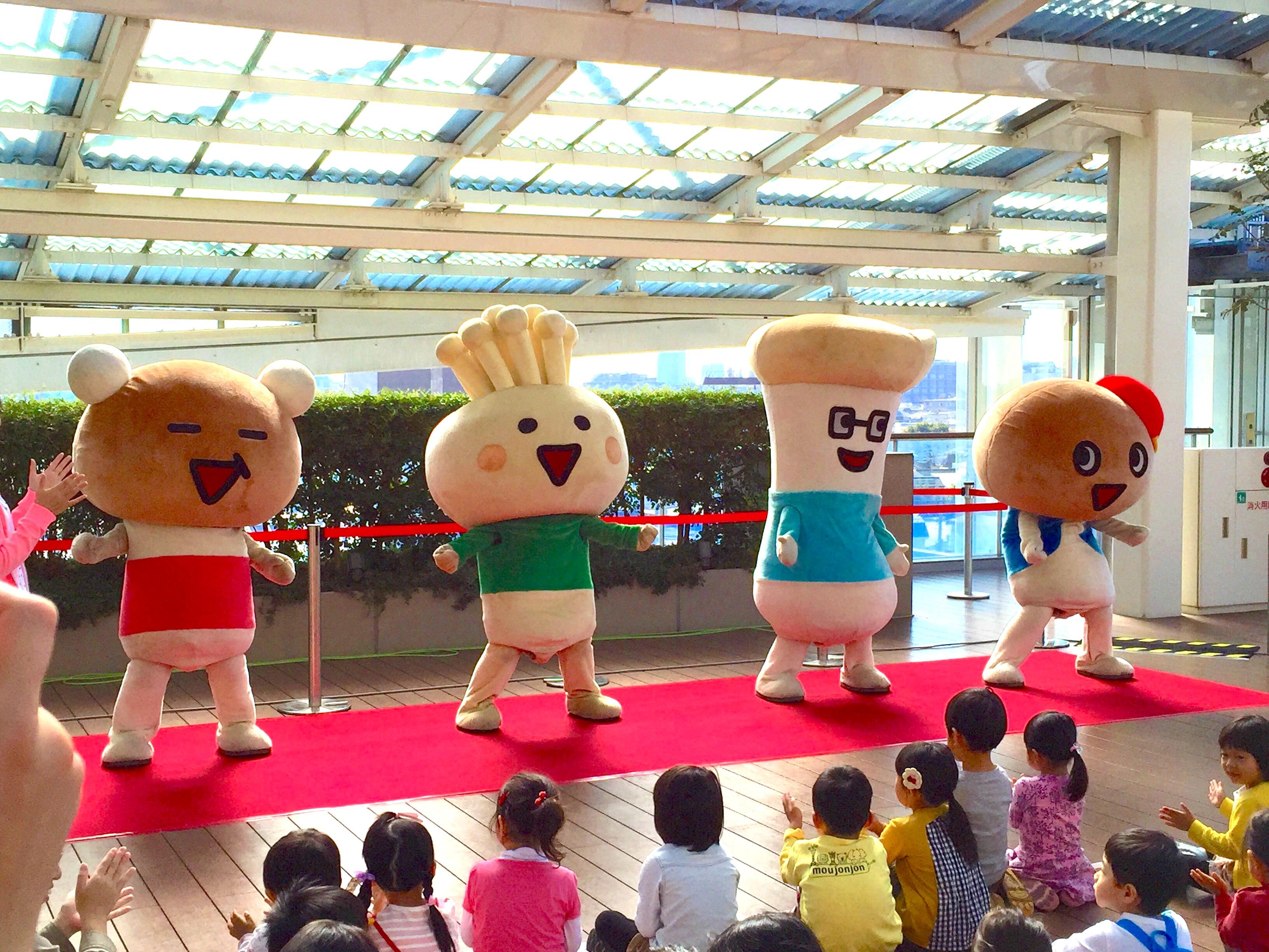 【イベント情報】11月2・3日「経堂きのこ祭り」 開催!